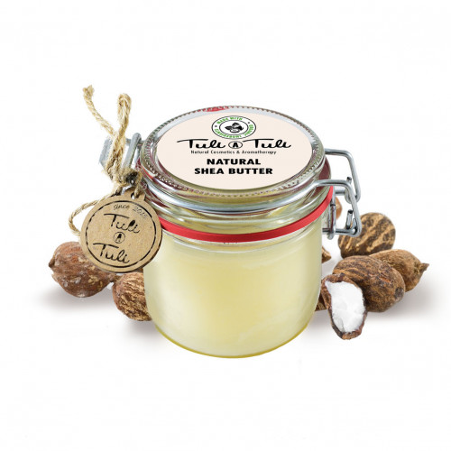 Natural Shea Butter 170 ml