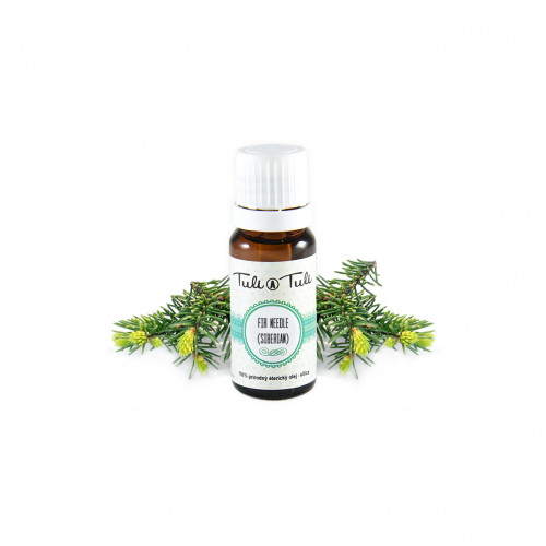 Fir Needle (Siberian) Essential Oil