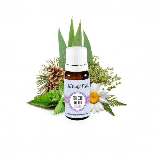For Cold and Flu Essential Oil