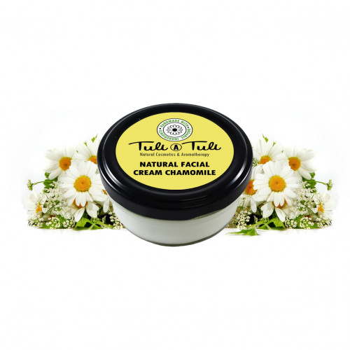 Natural Facial Cream Chamomile 50 ml