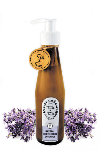Natural Body Lotion Lavender